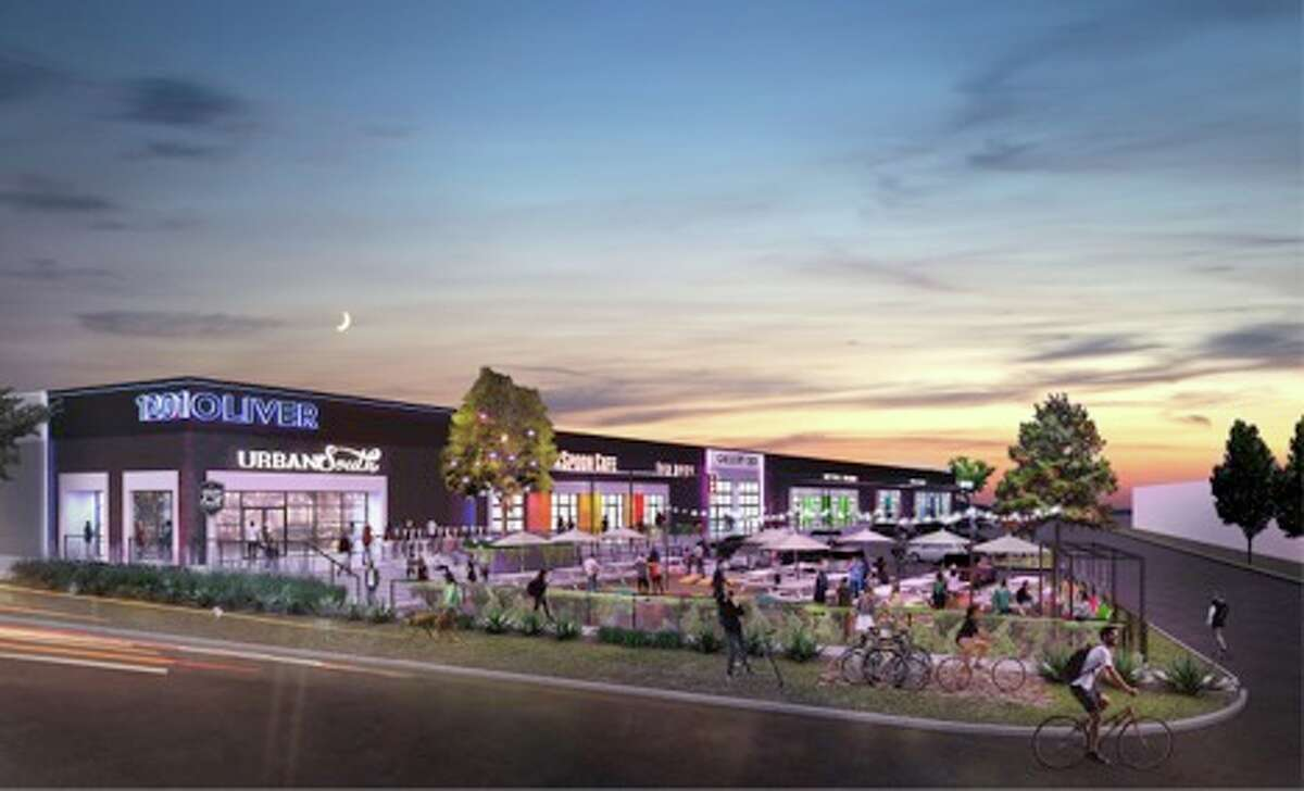 New Orleans-based Urban South Brewery will open a 14,000-square-foot brewery in Houston at 1201 Oliver in Sawyer Yards. It is expected to open in fall 2019. Rendering of the Houston project.