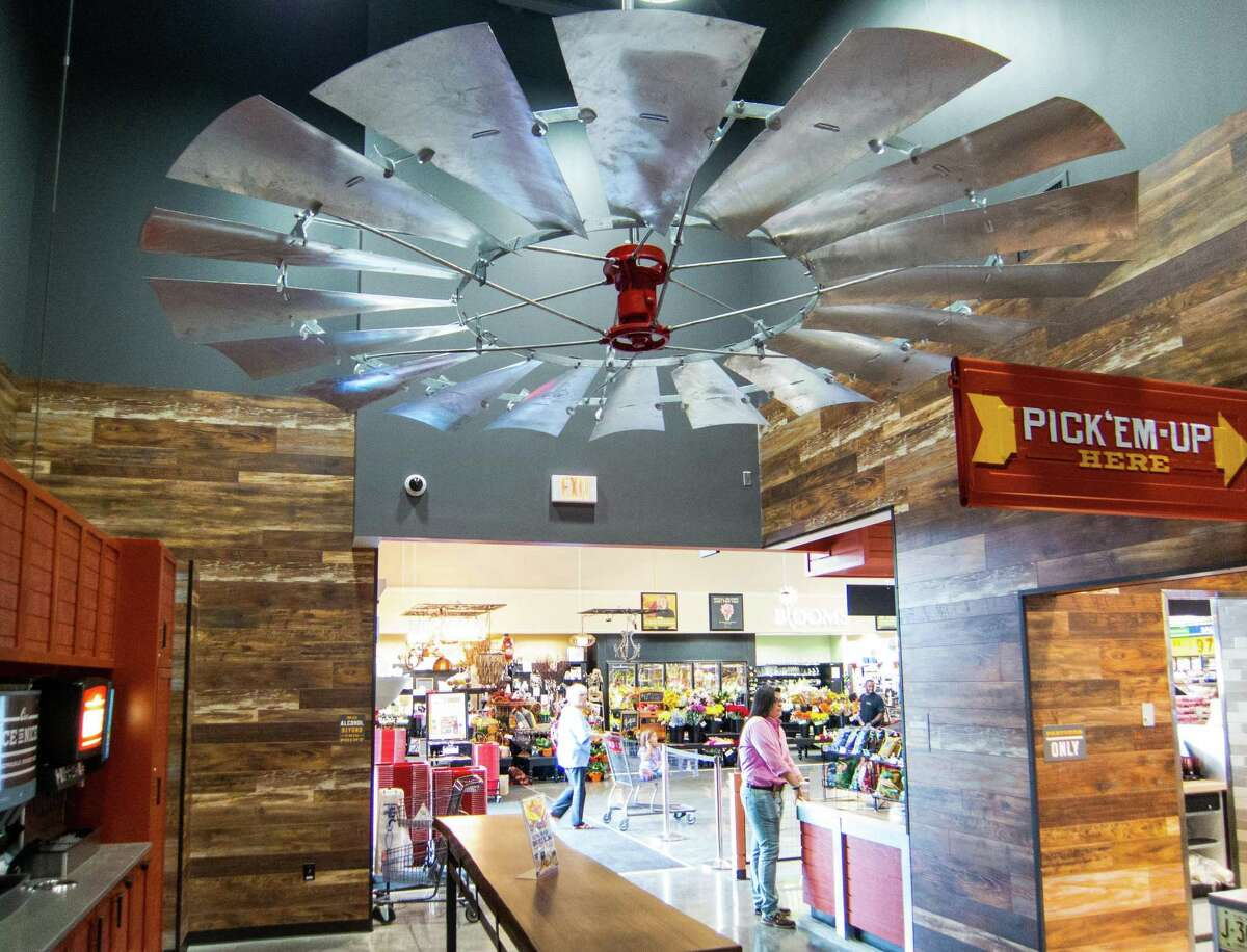 True Texas BBQ is inside the H-E-B in Magnolia.