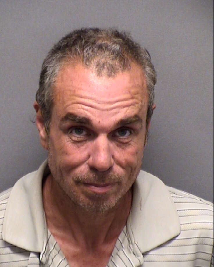 Robert Lund, 56, is charged with arson. Photo: Bexar County Jail