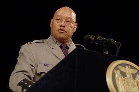 Retired State Police Superintendent Harry J  Corbitt dies