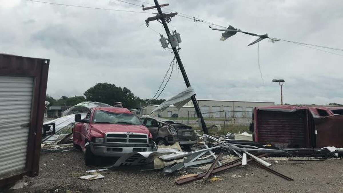 Tornadoes galore More than 140 tornadoes were reported from Texas to Maryland during the tornado outbreak on April 12- 13. These tornadoes were also tied to the highest number of fatalities recorded since 2014.