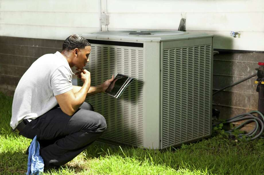 Home air-conditioning units should have all the power they need this summer. Photo: Getty Images / fstop123