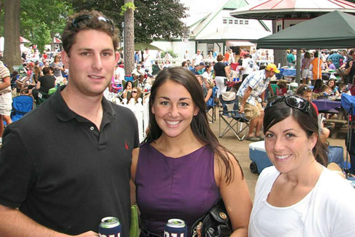Were you seen at 2009 Woodward Stakes day at Saratoga?