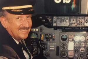 "James C. Hale was part of ""an elite group of pilots"" at United, says his wife, Bobbi Hale."
