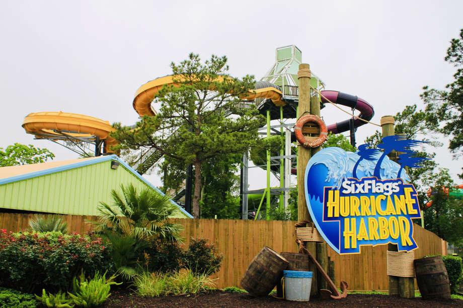 Six Flags Hurricane Harbor Splashtown will begin taking reservations beginning June 11. Photo: Six Flags Hurricane Harbor Splashtown