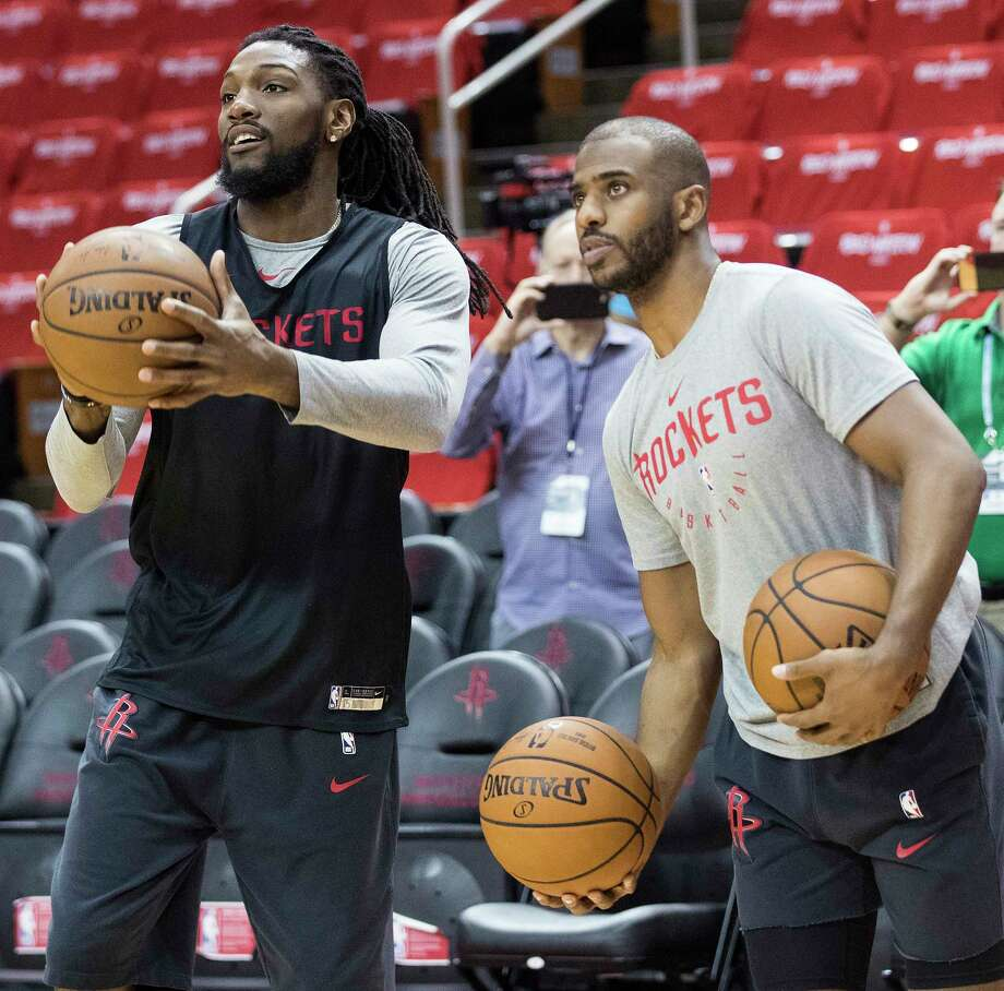 Houston Rockets Squad 2019: Rockets Practice A Day Before Game 3 Vs. Warriors