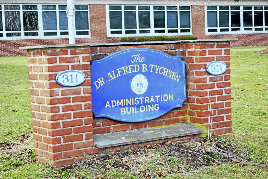 Middletown Board of Education central office on Hunting Hill Avenue Photo: File Photo