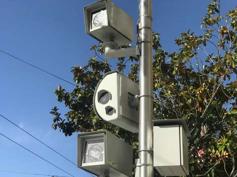 SF is bringing back red light cameras  Here's where they'll