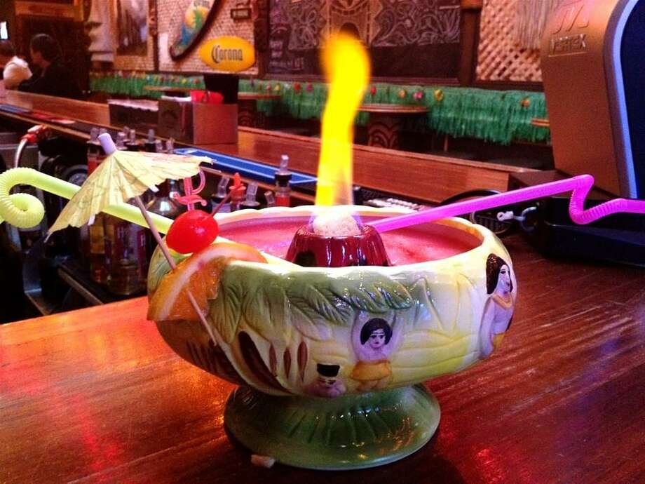 Click ahead to see the best tropical drink bars in the Bay Area