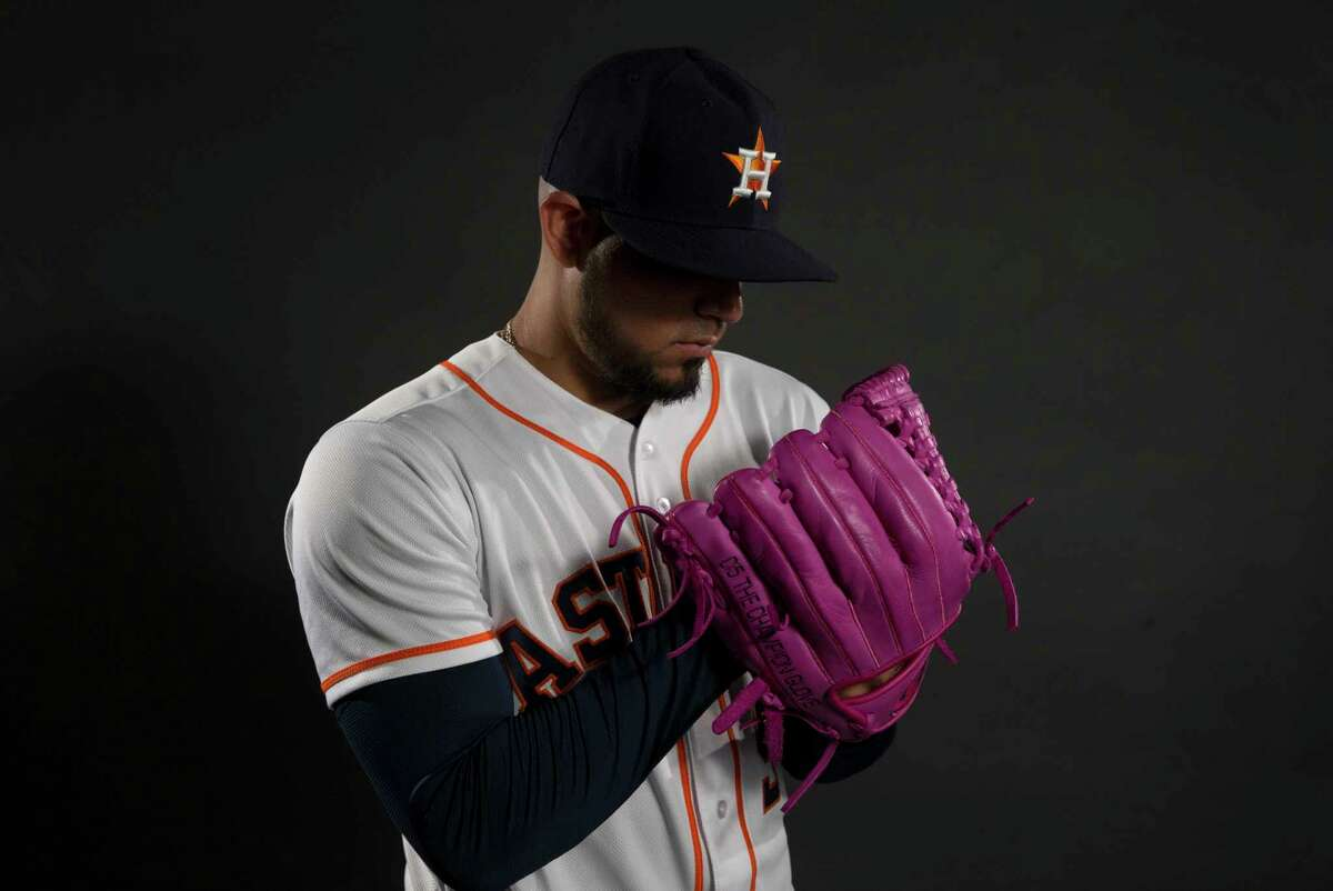 Roberto Osuna has been a lockdown closer since the Astros dealt for him last July. But for some, the pitcher still bears the asterisk of a 2018 suspension, no matter his franchise's augmented effort to decry domestic violence.