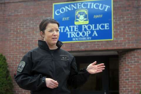 Connecticut State Police hope to bolster ranks of female troopers