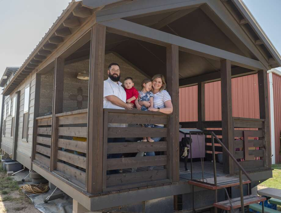 Tiny House Village To Be Created For City S Homeless Midland