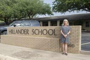 Hillander School Principal Karen Rhodes, retiring after 26 years with the school. 05/03/19  Tim Fischer/Reporter-Telegram