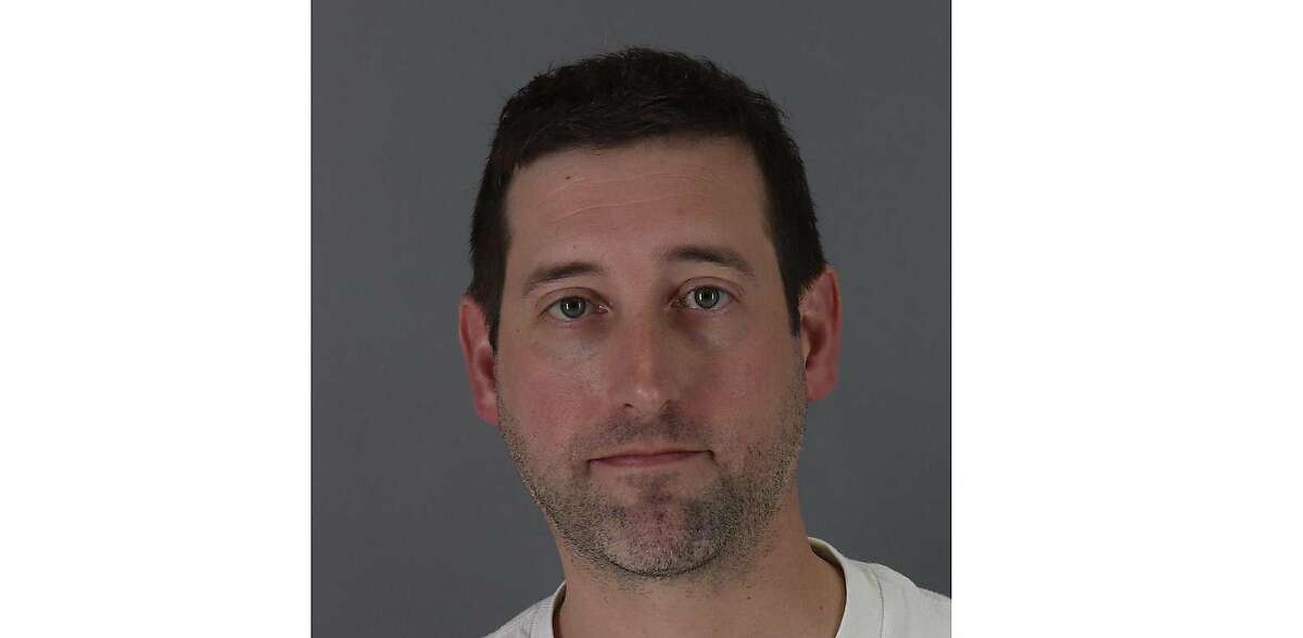 Pictured is Keith Wesley Cosbey, of of Choice Lunch, a Danville, Calif.-based company which supplies school lunches. Cosbey was arrested in connection with the alleged tampering of the website of a competitor, based in San Carlos.