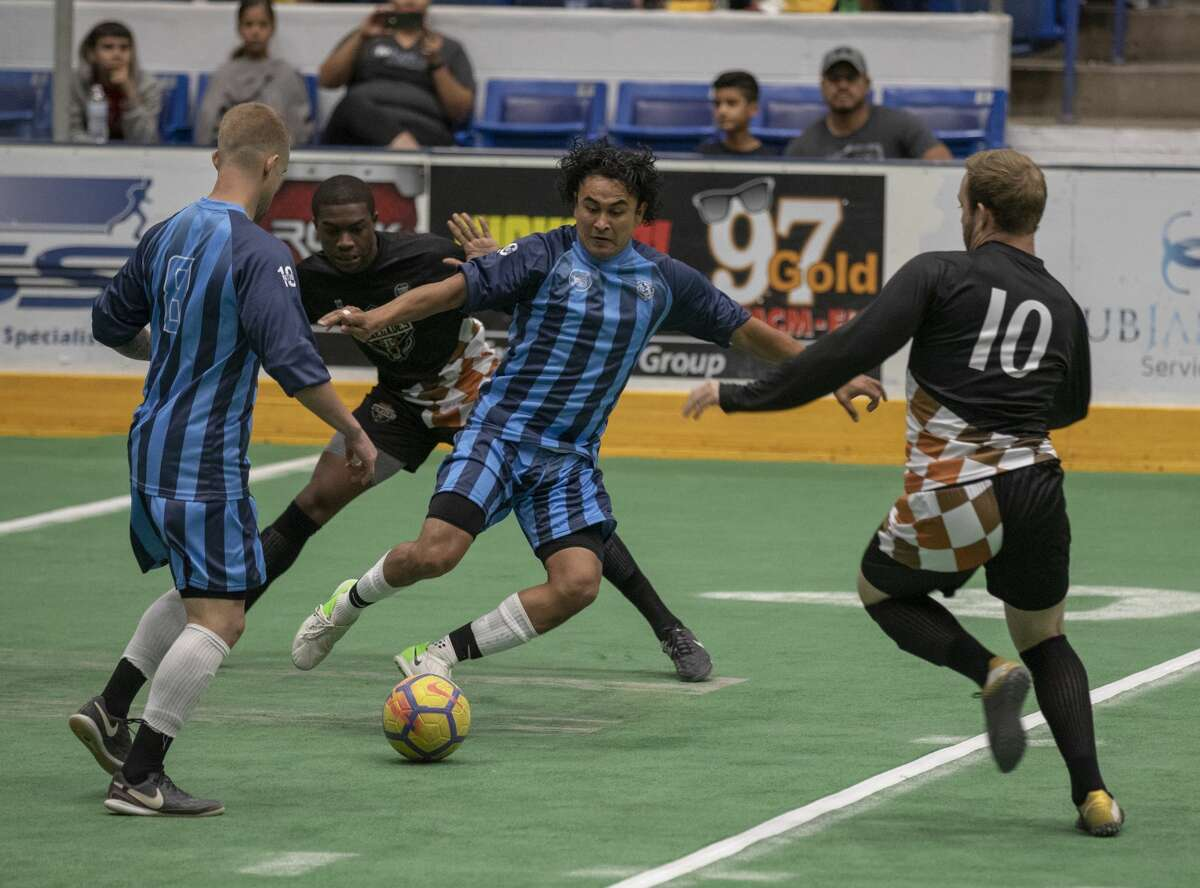 The West Texas Rumbleweeds played their first game against the Lubbock Renegades at the Ector County Coliseum on Saturday, April 27, 2019.