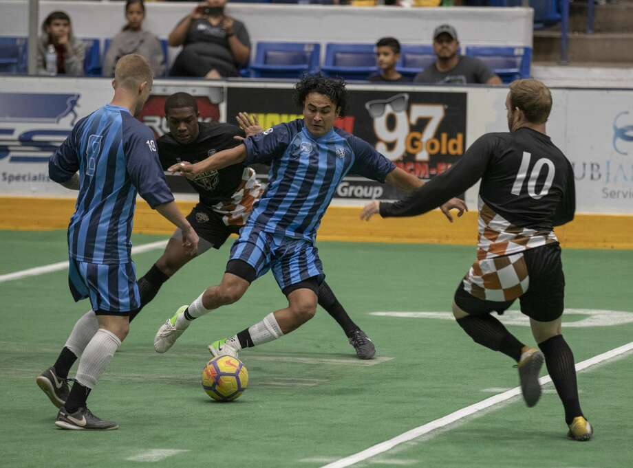 The West Texas Rumbleweeds played their first game against the Lubbock Renegades at the Ector County Coliseum on Saturday, April 27, 2019. Photo: Jacy Lewis/191 News
