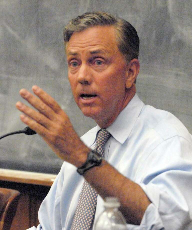 Gov. Ned Lamont Photo: Hearst Connecticut Media