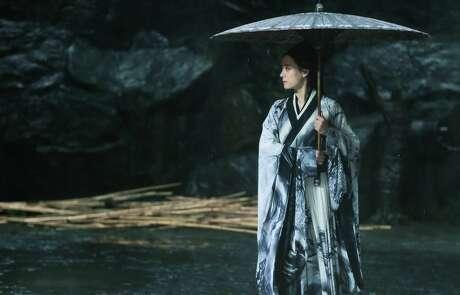 Li Sun in the film 'Shadow'