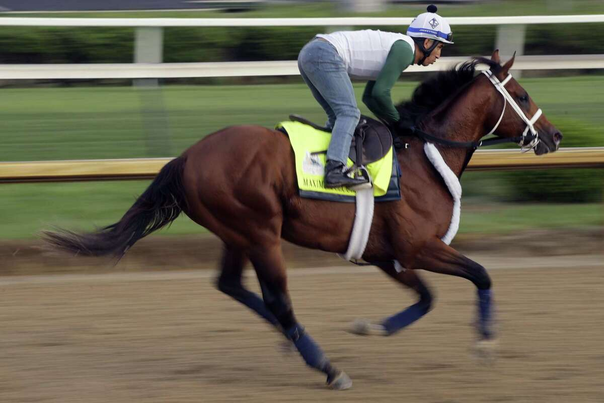 Kentucky Derby entrant Maximum Security is the pick for the Register's Dan Nowak in Saturday's Kentucky Derby.