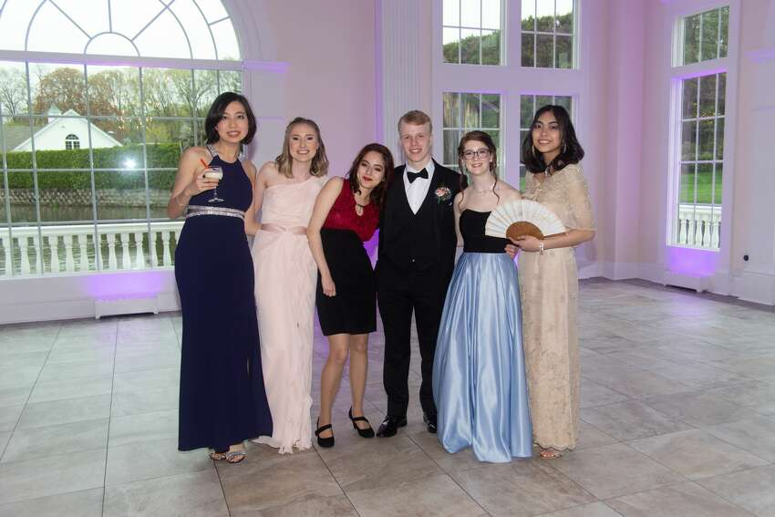 Middletown's Mercy High School held its senior prom on May 3, 2019 at the Aqua Turf in Plantsville. Were you SEEN?