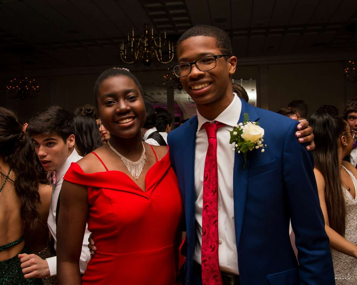 Hamden's Sacred Heart Academy held its prom on May 3, 2019 at the Aquaturf in Plantsville. Were you SEEN?