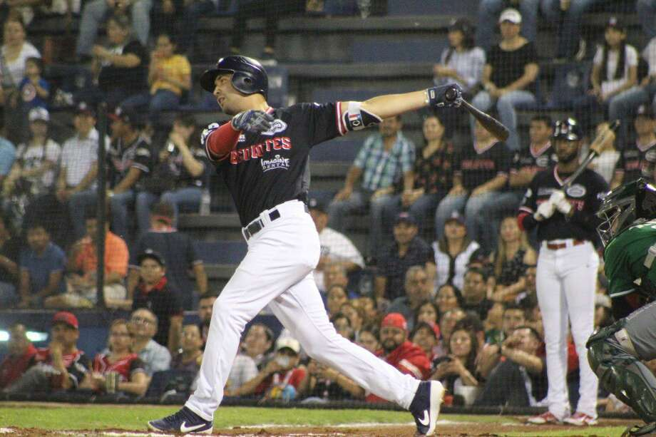 Roberto Valenzuela and the Tecolotes open a three-game series on the road Tuesday with an 8 p.m. game at Piratas de Campeche. Photo: Courtesy Of The Tecolotes Dos Laredos