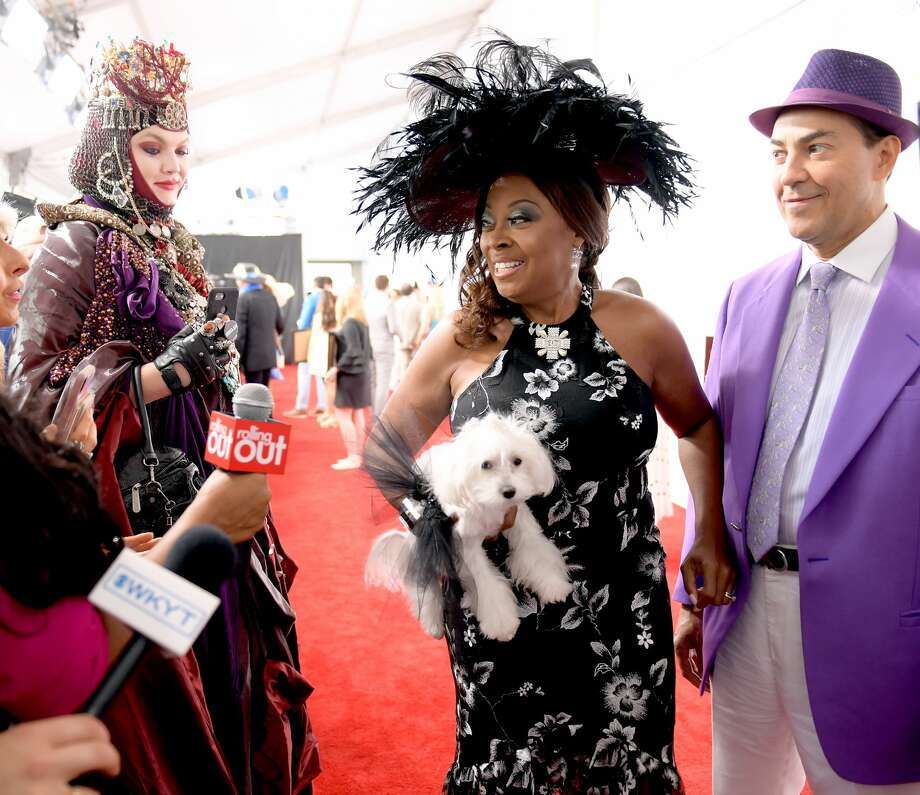 LOUISVILLE, KENTUCKY - MAY 04:  Star Jones and Ricardo Lugo attend the 145th Kentucky Derby at Churchill Downs on May 04, 2019 in Louisville, Kentucky. (Photo by Jason Kempin/Getty Images for Churchill Downs) Photo: Jason Kempin/Getty Images For Churchill Downs