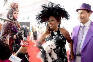 LOUISVILLE, KENTUCKY - MAY 04:  Star Jones and Ricardo Lugo attend the 145th Kentucky Derby at Churchill Downs on May 04, 2019 in Louisville, Kentucky. (Photo by Jason Kempin/Getty Images for Churchill Downs)