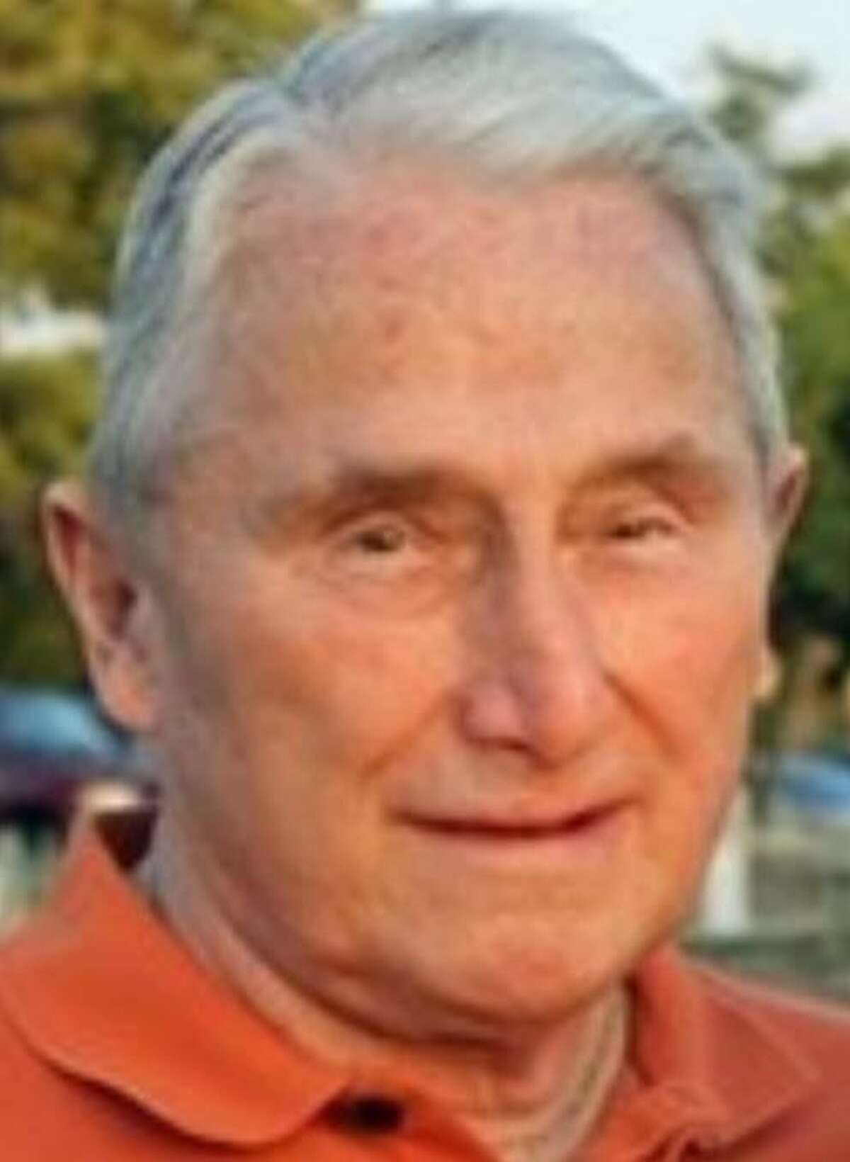 A photo of Bernard H. Williamson, of Derby, Conn., who died at the age of 82 on Saturday, April 27, 2019.