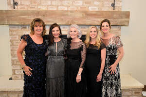 Black and Gold Ball fundraiser for Holy Cross High School, May 4, 2019 at The Way Retreat Center. James Durbin/Reporter-Telegram