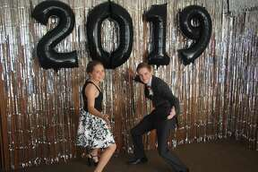 """Owendale-Gagetown celebrated its 2019 prom with the theme """"Winter Wonderland."""" Ironically, it was all sun and blue skies for attendees of the historic occasion."""