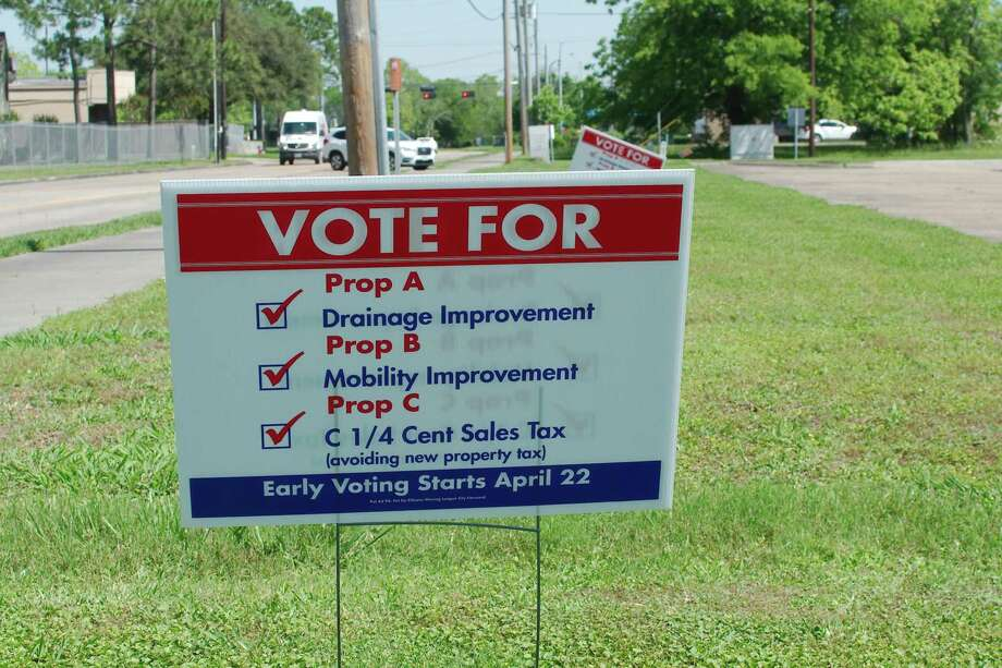 Oklahoma City Sales Tax >> League City Voters Ok 145 Million Bond Package Sales Tax