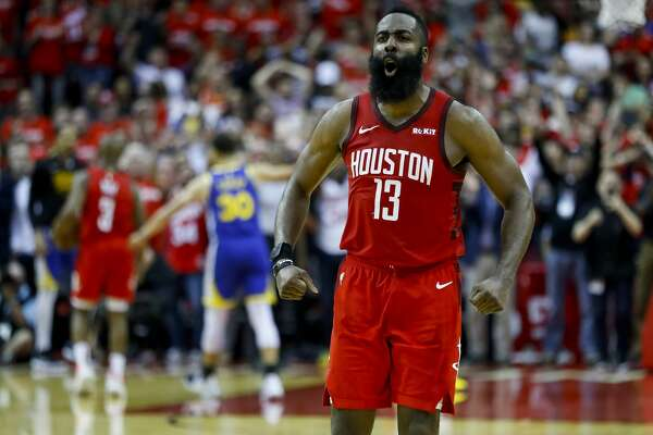 6f8c204aca98 Rockets play follow the leader  James Harden - HoustonChronicle.com