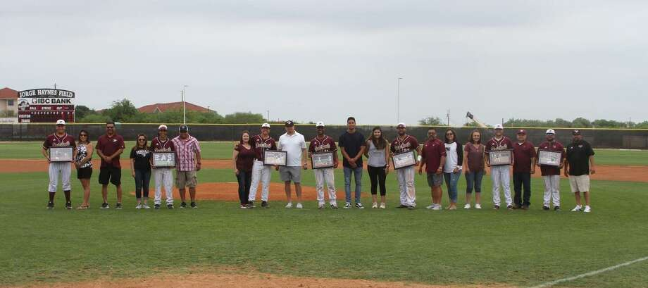 TAMIU was swept on Senior Day Saturday at Jorge Haynes Field falling 5-1 and 9-4 against St. Edward's. Photo: Courtesy Of TAMIU Athletics