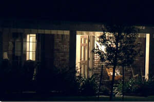 A man was killed Saturday night after breaking into a west Houston home, according to police.