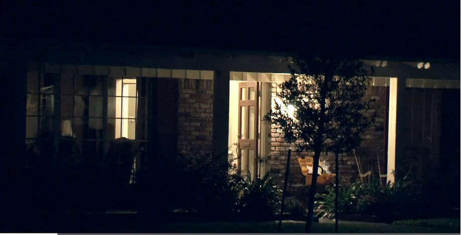 A man was killed Saturday night after breaking into a west Houston home, according to police. Photo: Metro Video