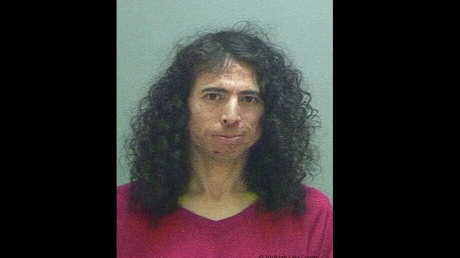 Polie say Elle Weissman, 43, intentionally gave her boyfriend Drano in order to kill him. He survived. Photo: Salt Lake County Jail