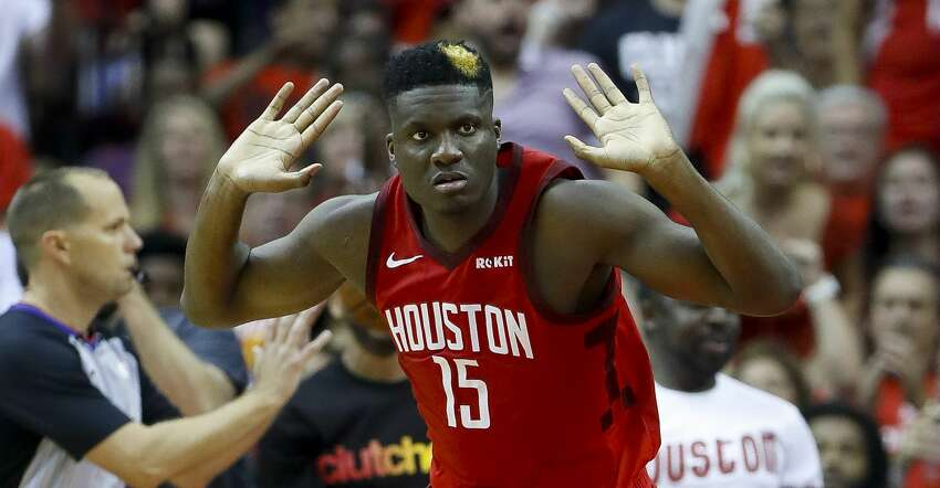 Clint Capela 2019-20 salary: $14.9 million Contract: 5 years, $90 million Can become a free agent after 2022-23 season