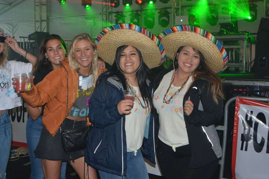 Cinco Loco Festival took place at Mill River Park in Stamford on May 5, 2019. Festival goers enjoyed music, food truck and drinks. Were you SEEN? Photo: Vic Eng / Hearst Connecticut Media Group