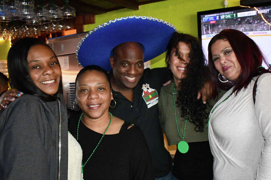 Families and friends gathered to celebrate Cinco De Mayo at Panchos & Gringos Restaurant and Cantina in Brookfield, CT on May 5, 2019. Guests enjoyed Mexican food, special drinks, DJ, Mariachi singers, raffles and giveaways. Were you SEEN? Photo: Lara Green- Kazlauskas/ Hearst Media
