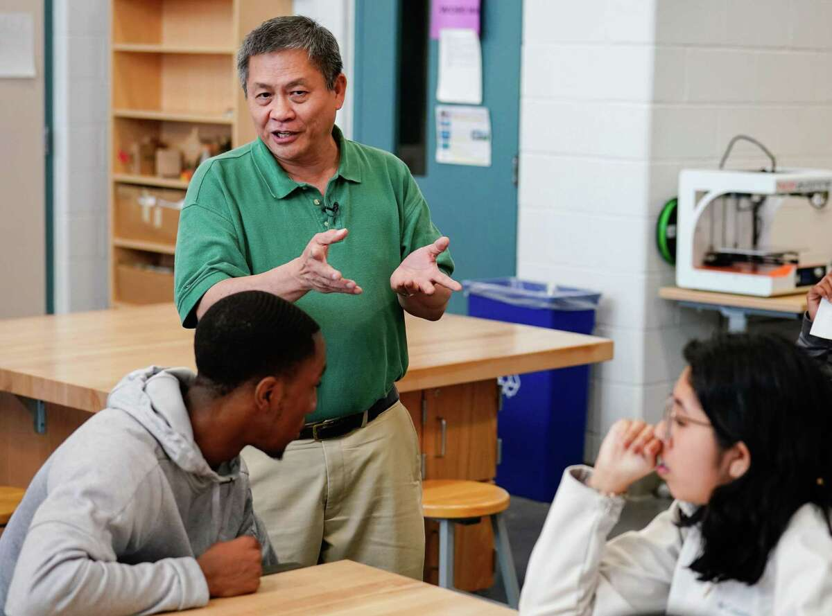 >>> Check out the highest-paid high school teachers, by district, in the Houston area.