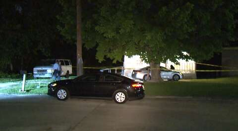 Man found shot dead outside group home in NW Houston