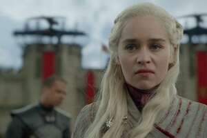 """Daenerys Targaryen (Emilia Clarke) has had a bad run this season, losing a dragon and two of the people closest to her on """"Game of Thrones."""""""