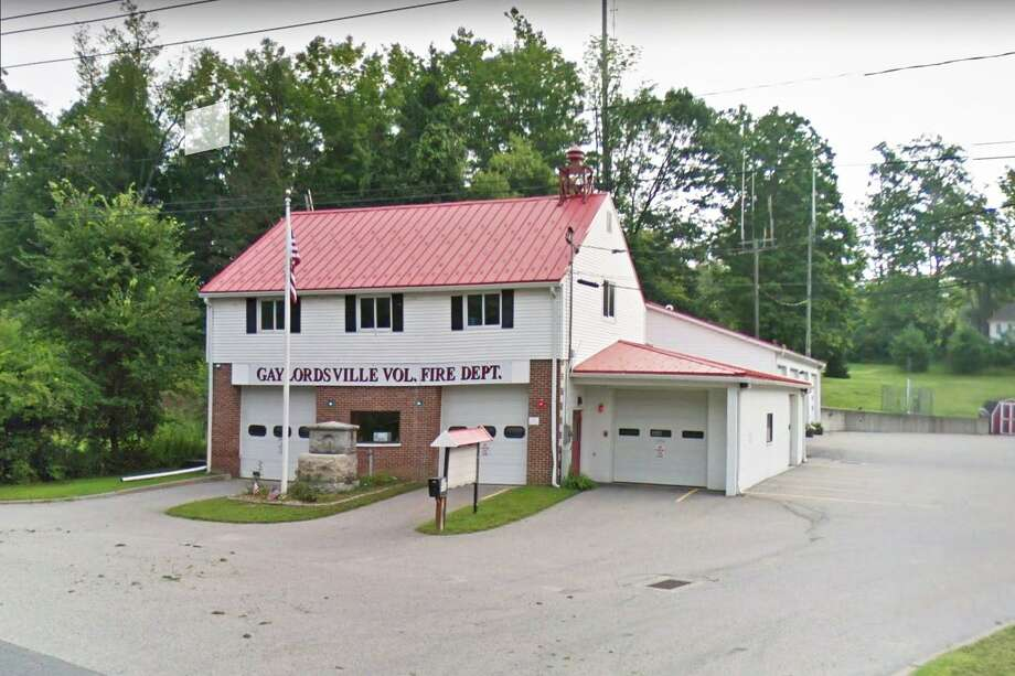 Gaylordsville Volunteer Fire Department at 700 Kent Road in New Milford. Photo: Google Maps / Google