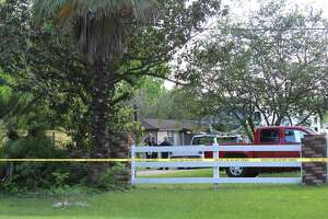A 10-year-old boy is dead after he was shot once in the chest in Conroe, authorities said.