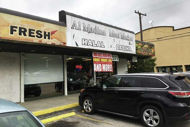 The Al Madina Meat Market is located at 9218 Wurzbach Road.