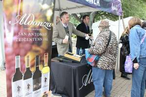 The festival will have representatives from 24 wineries, small bites, live music and special giveaways.