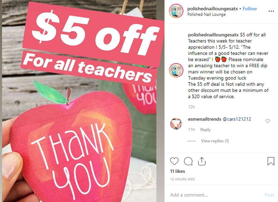 $5 off at Polished Nail Lounge 
