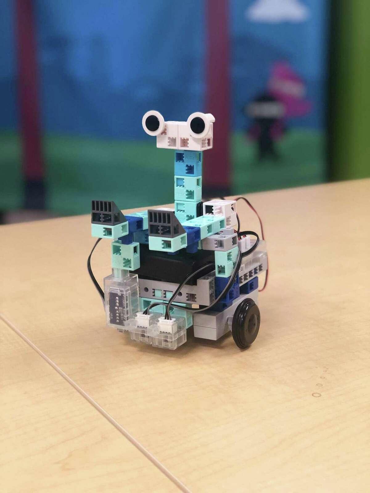 Robot from Code Ninjas