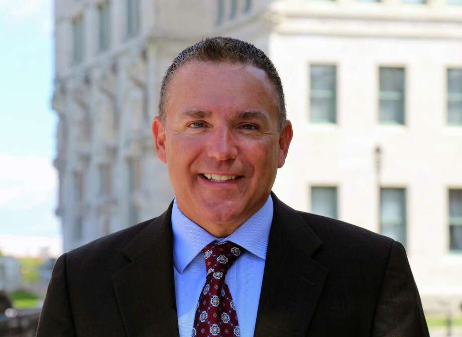 Rep. Joe Verrengia, D-West Hartford, was suspended from his chairmanship of the legislative Public Safety Committee on Thursday, following a DUI arrest. Photo: Contributed Photo / Contributed Photo / Connecticut Post Contributed